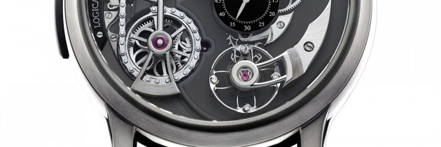 "Romain Gauthier -""Logical One"""