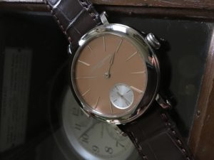 Laurent Ferrier Minute Repeater