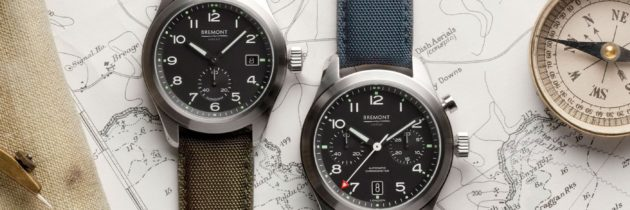 Bremont Watches – Armed Forces Collection